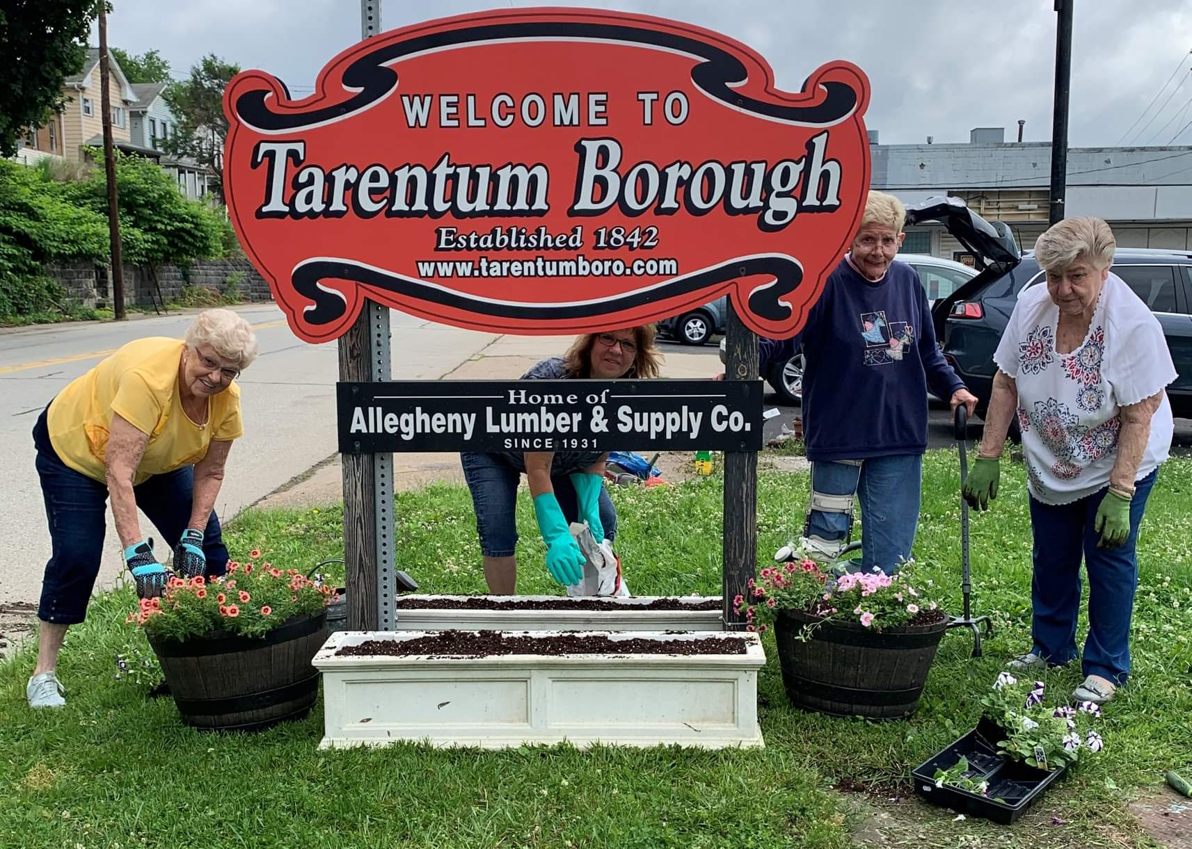 Tarentum Brackenridge Christmas Parade 2021 Recreation Board Tarentum Borough
