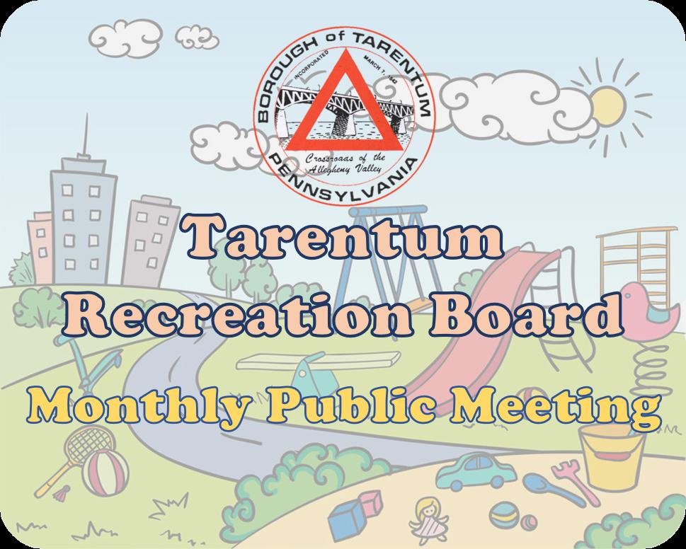 Recreation Public Meeting