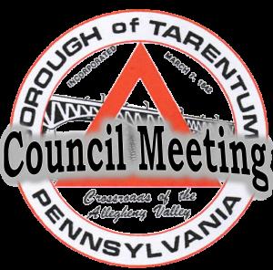Borough Council Regular Meeting @ https://us04web.zoom.us/j/417878321