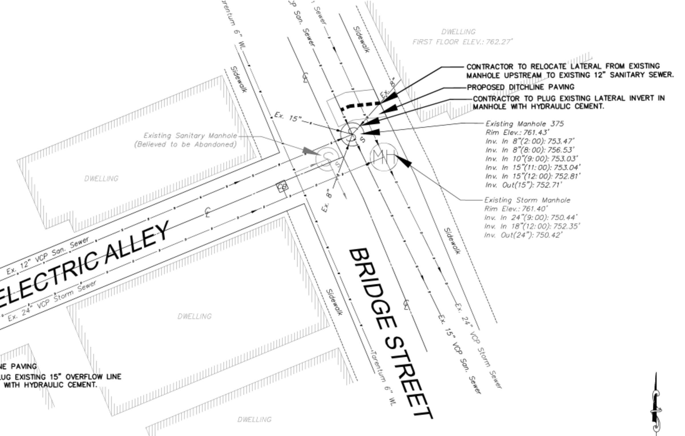 Bridge Street Project